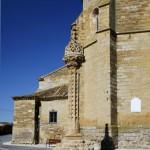 Boadilla del camino - Iglesia 1