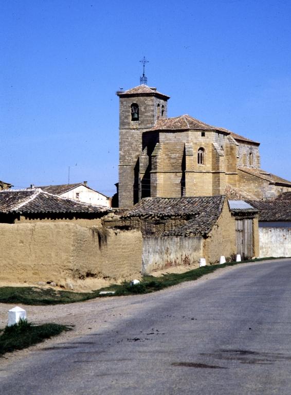 Boadilla del camino - Iglesia 17